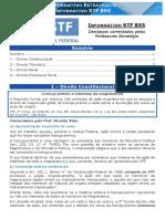 Informativo STF 855