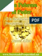 De La Pobreza Al Poder - Allen James