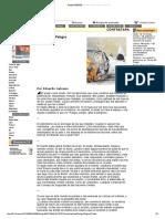 2003 Peligro EduardoGaleano Pagina12