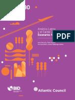 LAC2030 America Latina y El Caribe 2030 Escenarios Futuros