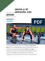 Las mujeres y el entrenamiento con pesas.docx