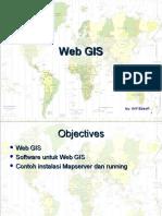 Teori - Web GIS