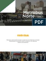 Metrobus Norte Etapa II