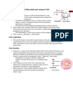 Module 1 Biology of Microbial Cell