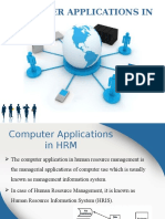 HRM Computer Application