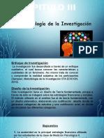 Capitulo III Metodologia de La Investigacion