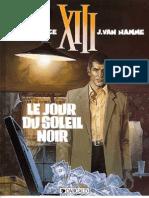 XIII - 01 - Le Jour Du Soleil Noir