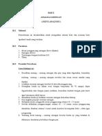 analisa saringan