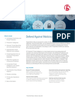 Silverline Threat Intelligence Datasheet