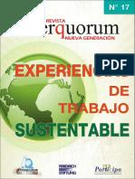 Revista Interquorum Nueva Generación Nro 17