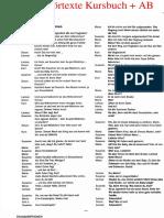 Schritte 3 Hörtexte Kursbuch + Arbeitsbuch