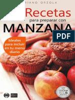72 Recetas Para Preparar Con Manzana - Mariano Orzola