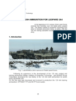 Amm 120mm PL for Leopard2