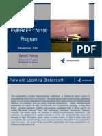 4o_Encontro Anual de Investidores Da Embraer - Programa EMBRAER 170-190 (1)