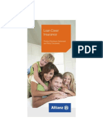 Loan Cover Insurance PDS
