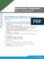 Aircraft Maintenance Engineers