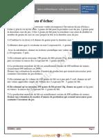 Cours - Math Suites Géométriques - 2ème Economie & Gstion (2011-2012) Mme GUESMIA Aziza
