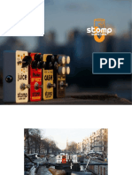 Catalogue Stomp Audio Labs