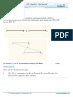 Cours Math - Chap 1 Géométrie Calculs dans IR - 2ème Sciences (2009-2010) Mr Abdelbasset Laataoui  www.espacemaths.com.pdf
