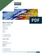 Eton Fire Web PDF
