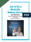 Work-Life Survey eBook