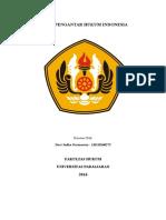 Uraian Sejarah Tata Hukum Indonesia