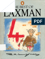 The Best of Laxman - Volume IV by R.K.laxman