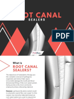 Root Canal Sealants