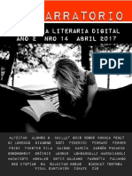 EL+NARRATORIO+-+ANTOLOGIA+LITERARIA+DIGITAL+NRO+14+-+ABRIL+2017