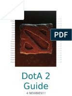 Dota 2 Guide for Newbies