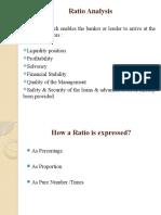 Ratio Analysis 12.01.15