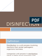 Disinfection(Extended)