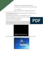 Instalar Windows 7