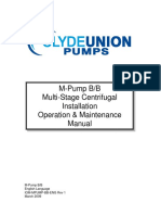 Clydeunion Operation Manual