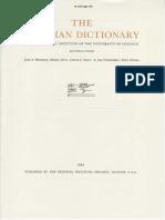 Dicionário Assírio s_shin_1