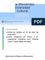 19 de Abril Actividadpreparatoria Indio Americano