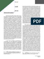 Del Cuiddo y Social etica