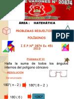 POLIGONOS-2013-PROBLEMAS.ppsx