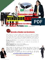 Sandro Benecci y 25 Consejos Para Un Vendedor Exitoso