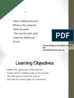 Chapter 3 Internet