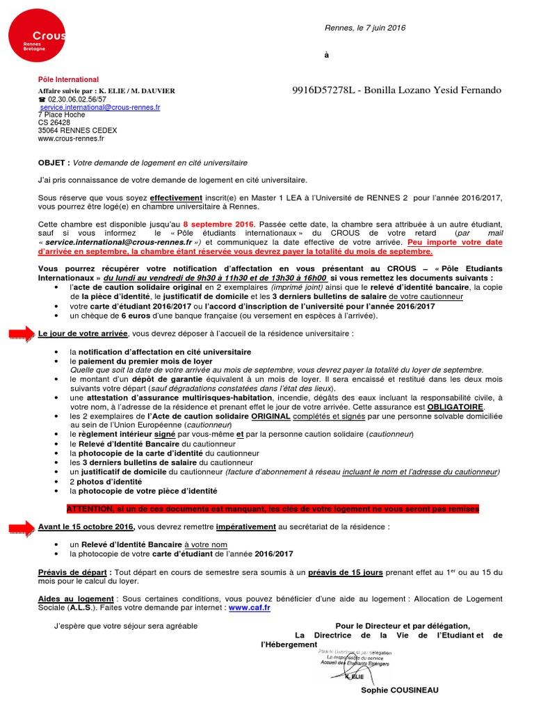 Acceptation + reserv 10 sept 10.pdf  Logement  Banques