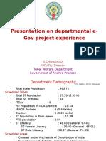 Presentation for CIO Training