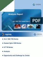 业内PTN设备分析报告