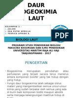 PPT Daur Biogeokimia