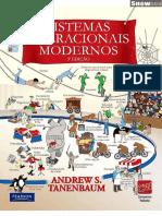 Sistemas Operacionais Modernos - 3ª Edição Capitulos 1 e 2