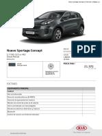 Nuevo Sportage Concept