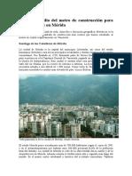 Costo Promedio Del Metro de Construcción Para Apartamentos en Mérida