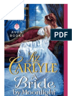 A Bride by Moonlight (Fraternitas Aureae Crucis, #4) by Liz Carlyle