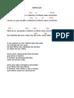 Salmo 127 (D)