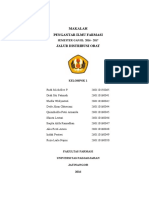 Kelompok 1 Jalur Distribusi Obat (B FARMASI 2016)